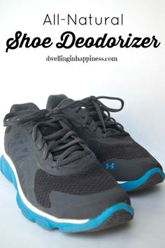 Charcoal Pack Running Shoes Athletic Sneakers AntiBacterial Deodorizing Effect