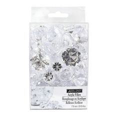 <div><div>Create, express and live your style when you use these sparkling, multi-faceted, clear...