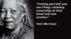 Wisdom from Toni Morrison African American Culture, Toni Morrison, Gone Girl, Jfk, Powerful Women, Talk To Me, Human Body, Other People, Inspire Me