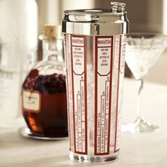Basic Liquor Cabinet Needs