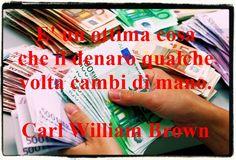 Aforismi, massime e citazioni sul denaro