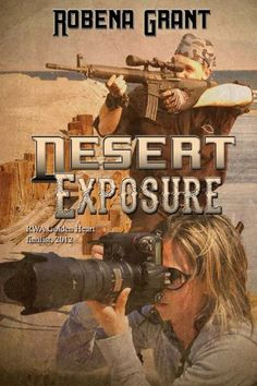 Desert Exposure by Robena Grant