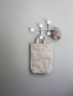 Afteroom Coat Hanger from Menu, designed by Hung-Ming Chen and Chen-Yen Wei.