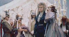 Labyrinth, the ballroom scene