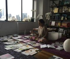3 ways visual journaling can change your life, according to yoga luminary Elena Brower