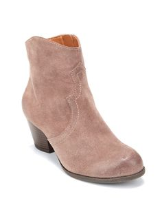 Lucky Brand Western Booties - Tablita