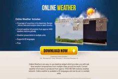 Online-Wetter ist ein anderer Name gefährlicher Adware, die entworfen und entwickelt, um Nutzer zu gewinnen, um auf ihre Anzeigen, die Verbindung zu Websites Dritter hat klicken.