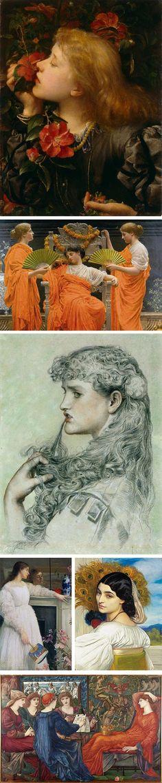 Pre-Raphaelite Art