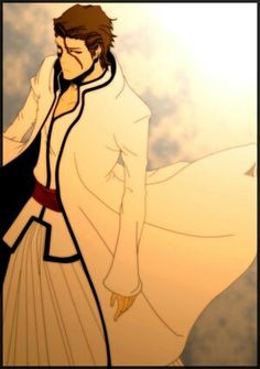 Aizen is easily my favorite anime villan ever. He had always been so powerful, and equally smart.