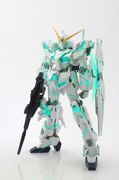 cool! just like TRON Legacy themes gundam xD