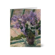 French Impressionist Gardens Notecards ❤ liked on Polyvore featuring home, home decor and stationery