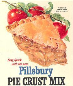 Apple Pie - Vintage Brand Advertising