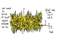 Need To Know. #GAPINGVOID