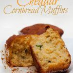 Cornbread muffins from OrWhateverYouDo.com