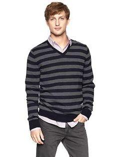 Merino striped sweater | Gap  http://www.gap.com/browse/product.do?cid=51258=1=244921002