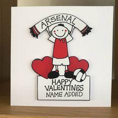 Arsenal Gifts, Valentine Name, Crystal Palace Football, Sunderland Football, Southampton Football, Tottenham Hotspur Football, Brighton & Hove Albion, Arsenal Football, Chelsea Football