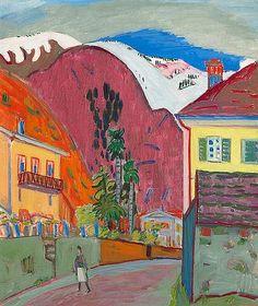 Jan Wiegers, Tegna, Ticino, 1949