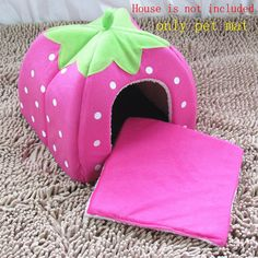 Hot Sale 5 Sizes 5 Colors Strawberry Pet Cushion Mat Warm Dog Mattress Pad For Pet House/Kennels/Cage/Crate/Bed In Autumn Winter // FREE Shipping //     Buy one here---> https://thepetscastle.com/hot-sale-5-sizes-5-colors-strawberry-pet-cushion-mat-warm-dog-mattress-pad-for-pet-housekennelscagecratebed-in-autumn-winter/    #cat #cats #kitten #kitty #kittens #animal #animals #ilovemycat #catoftheday #lovecats #furry  #sleeping #lovekittens #adorable #catlover