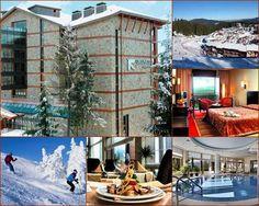 Ski in Pamporovo! 4 nopti + mic dejun la Hotel 5* langa ski-lift!
