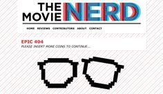 Page Not Found - The Movie Nerd | The Movie Nerd copy  -------------  Wil je minder 404's? of gewoon een betere website? Neem dan eens vrijblijvend contact op met Budeco http://budeco.nl/contact