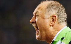 Felipão - Palmeiras 3 x 1 Sport
