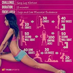 Do it!  #exercise #health #sports #gym #legs #sexy #woman #healthy #perfect #doit Do it!  #exercise #health #sports #gym #legs #sexy #woman #healthy #perfect #doit