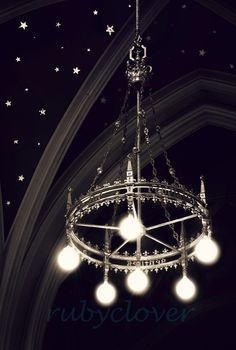 ILLUMINATED CHANDELIER Drogheda Co. Louth IRELAND by rubyclover