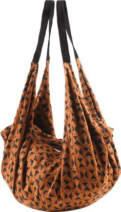 Mixed Signals Slouch Bag