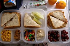 Great Lunch Pack Ideas