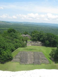 Excursion- Belize Mayan Ruin and boat ride up the river. It was wonderful to experience this! Cruise 2014