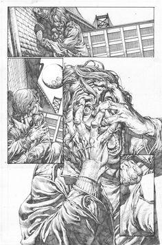 Werewolf By Night 2 page by MicoSuayan on DeviantArt