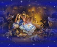 Find GIFs with the latest and newest hashtags! Search, discover and share your favorite Christmas Birth Of Jesus GIFs. The best GIFs are on GIPHY. Merry Christmas Hd Images, Animated Christmas Pictures, Merry Christmas Jesus, Christmas Manger, Christmas Nativity Scene, Christmas Scenes, Retro Christmas, Christmas Art, Christmas Greetings
