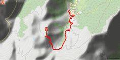 """[Savoie] Valmorel - L'Aquabike Tracé enduro du domaine VTT de Valmorel. Ce parcours ludique part à la découverte des cascades de Valmorel avant de rejoindre la piste de descente """"Sans les Roulettes"""" (cotation bleue) pour un retour en station 100% plaisir !"""