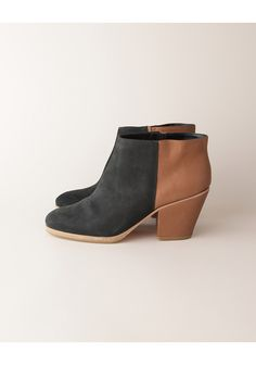 So much lust in my heart for Rachel Comey boots