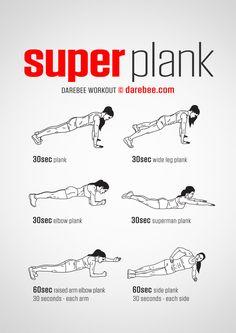 4-Minute Superplank
