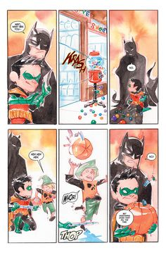 Preview: Batman: Lil Gotham #1, Page 6 of 6 - Comic Book Resources