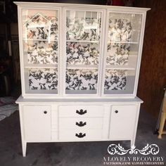 China Cabinet Redo: A lovely Recovery