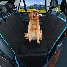Interior Accessories Automobiles & Motorcycles High Quality Oxford Cloth Waterproof Pet Dog Car Seat Cover Hammock Style Fits Most Cars Seat Cushion Colours Are Striking