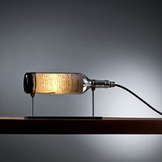 Wine Bottle Lamp Series by John Meng lighting