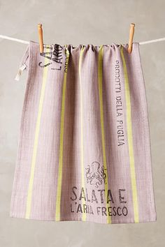 Salt & Fresh Air Kitchen Linen