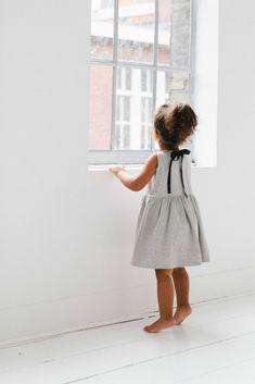 HouseofJamie-SS16 | girls dress