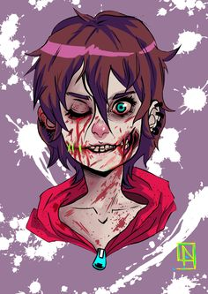 young zombie 1