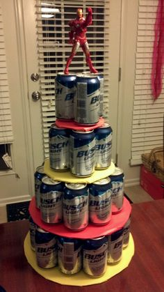 'Cake' to celebrate my friends' Iron Man triathlon