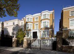 Luxury London home designed by Bill Bennette