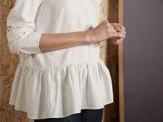 Blouse verso rice rice - blouse femme - harris wilson 1 Rice, Blouse, Tops, Women, Fashion, Moda, Women's, La Mode, Shell Tops