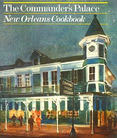 The Commander's Palace New Orleans Cookbook.  A great friend on his first trip to NO told me 'If you will take me to your fav restaurant in NO, I'll pay the bill.'  What could I say....