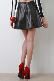 Misty Night Skirt