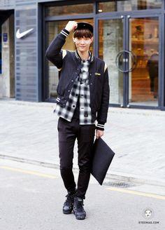 전준영 Jeon Jun Young // eyesmag  | @printedlove