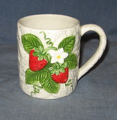 coffee and strawberries - Google Search
