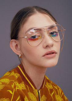 NYLON · The Prettiest Under Eye Makeup For Spring